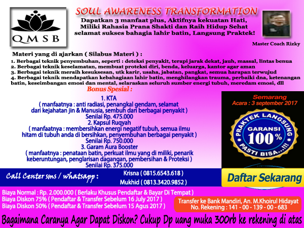 Soul Awareness Transformation
