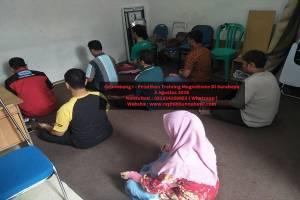 Pelatihan Training Magnetisme Surabaya Gel 2