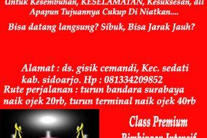 Pelatihan Privat Tenaga Dalam Di Surabaya
