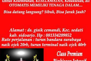 Pelatihan Energi Metafisika Di Surabaya