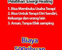 Pelatihan Energi Healing Di Surabaya