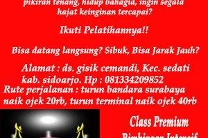 Pelatihan Energi Metafisika Modern Di Surabaya